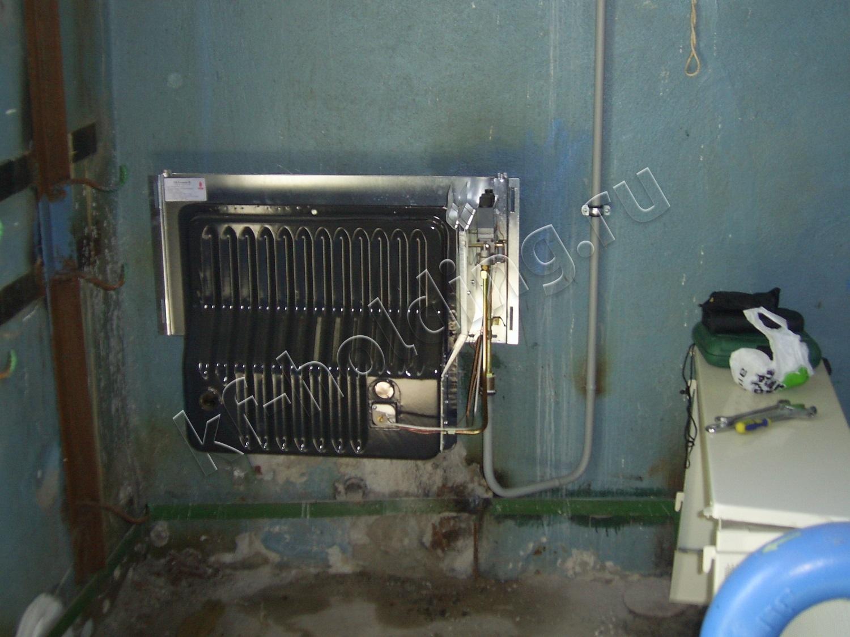 Газовый конвектор чистка своими руками 38